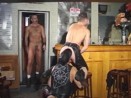 French Daddy & Leather guys