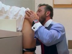 Office rough Sex .