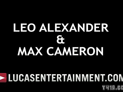 Max Cameron Rides every raw Inch Of Leo Alexa