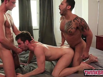 Brutal Stepfather deep ass
