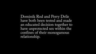 Dominik pecker With The butthole Of Perry Drile