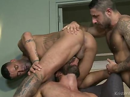 3some homo Doble PenetraciГіn