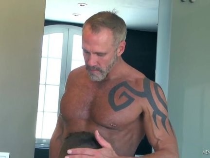 Dallas steel daddy Hunk Super Macho hirsute