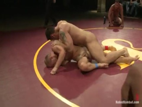 [GVC 018] Wrestlers Just wanna Have Some pleasure
