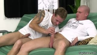 First Time Of gay Sex For This Straight man