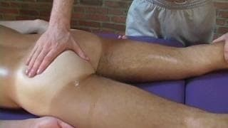 We Can see That Andy loves Massages!