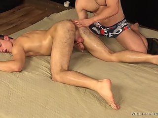 Peter Magy Oily Massage