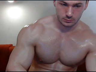 str8 Muscle men On web camera