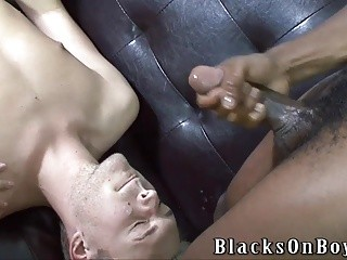 Joe Andrews Is Excited To Have His First black dick