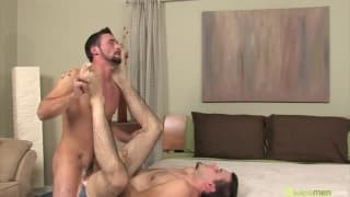 Hayden Shaun Gives His Boyfriend A Creampie