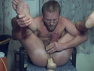 HIS OWN HARD cocks AND enjoyable sperm awards FOR HARRI!