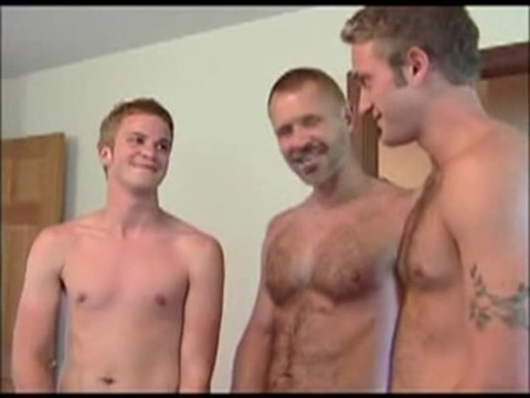 stroking With The hirsute gay Sheriff