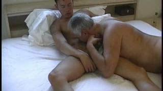 Kai Will Be Happily fucked By A older guy!