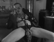 one greater quantity Horned Up Smoking Ball Stretching Session In My Leather Gear And Boots. With My fastened Up knob And Stretched Balls On A Leash!!