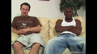 This Interracial fuck Is One To enjoy!