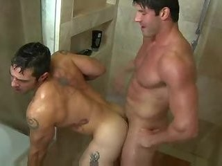 [GVC 175] concupiscent Muscle dudes banging
