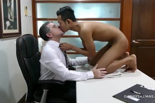 Two dudes Love To Rail anal together All Day