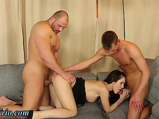 Buff Bi Hunk shoots sperm