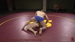 naked males Wrestle To bang