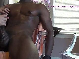 Monster darksome penis Cums And Cums