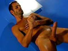 Michael Brandon receives his arse Filled By Two cocks