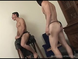 darksome Africans Micheal And Arthur bareback