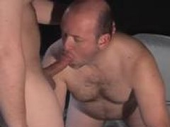 older twinks eat asshole and have nudeback sex