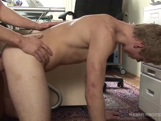 young Heath And Justin fuck bareback
