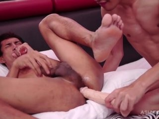 oriental twinks David And Robin bareback