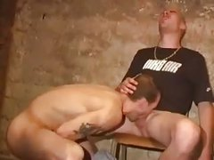 deep mouth For guy With monstrous cock