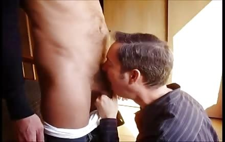 Deepthroating His Boyfriends Manhood