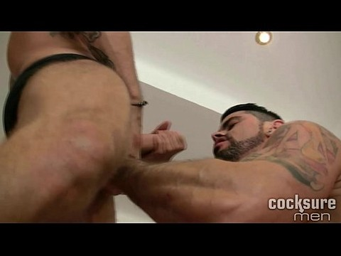 Antonio Miracle Barebacks Mario Domenech 720p