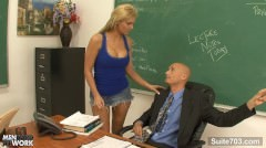 delicious gays fucking In Classroom