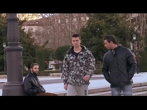 dudes In The town - Madrid