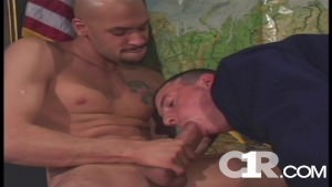 black cocks In White penises: Scene two