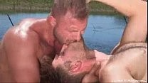Austin Wolf pounding Outdoor