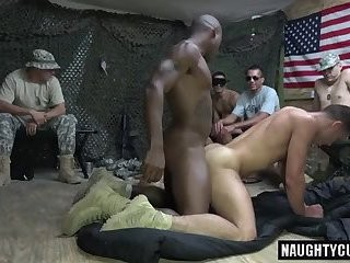 pretty dilettante Interracial And butthole ejaculation