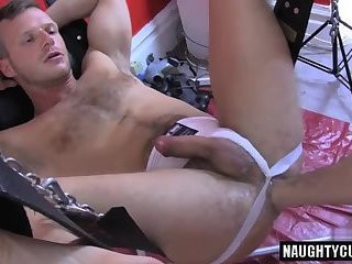 lovely Wolf Fetish With cumshot