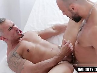 large shlong Doctor butthole sex And Facial