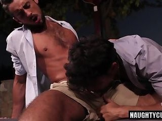 Latin homosexual anal job With ejaculation