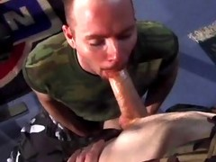 Solderier Ethyn And Taylor enjoying A rough anal Workout