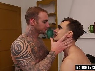 Tattoo gay Flip Flop And Facial
