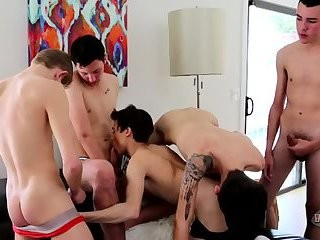 So Much raw twink jock To enjoy - Connor Jacobs, Trey Ryan orgy