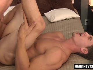 fine homo anal invasion And Creampie