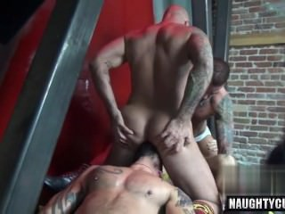 large 10-Pounder Son ass invasion With ejaculation