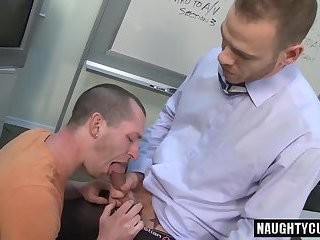 large shlong homosexual oral-sex-service With penis juice flow