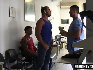 large knob homosexual butthole sex With cumshot