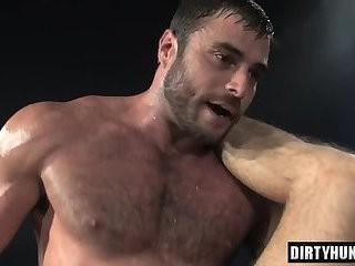 Muscle homosexual ass sex And sex cream drinking