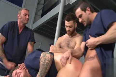 sexy homo butthole invasion With cum flow