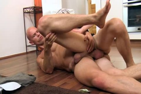 monstrous wang Daddy Flip Flop And Facial